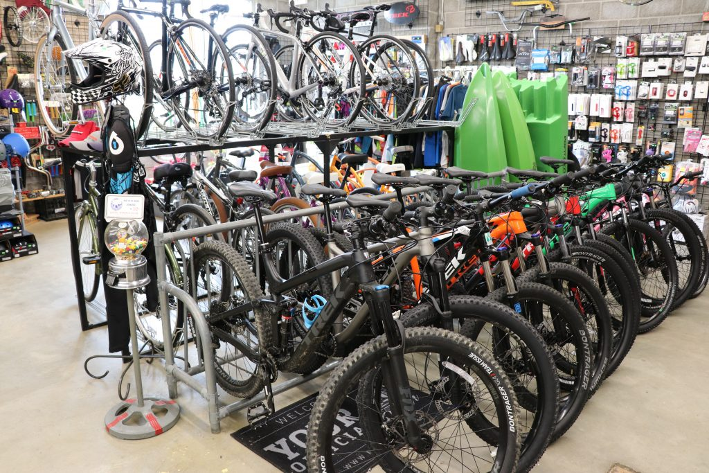 Bicycles And Repair A Second Generation Family Store