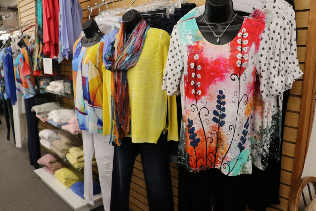 Colorful Women's Tops