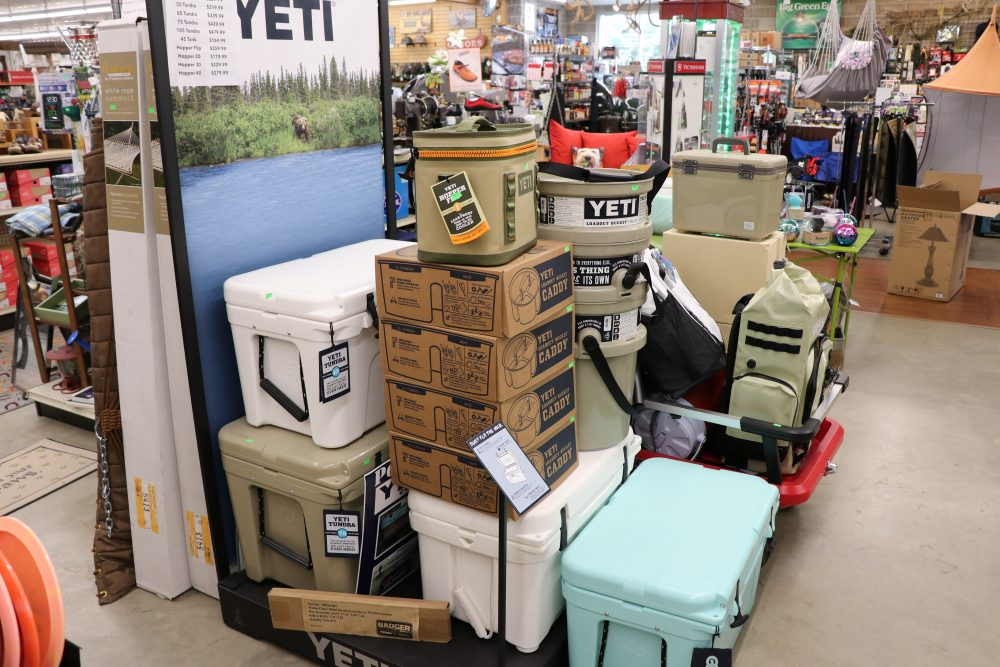 YETI Coolers, Cups, & Other Stuff