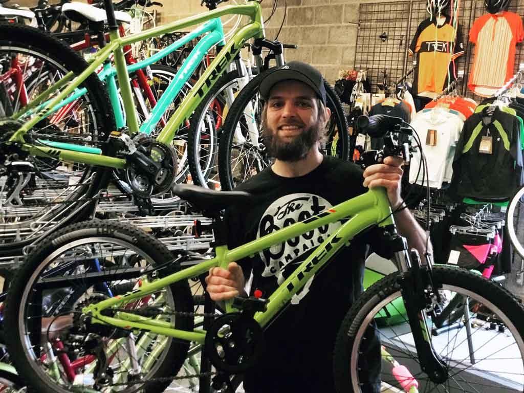 Justin the Bike Genius